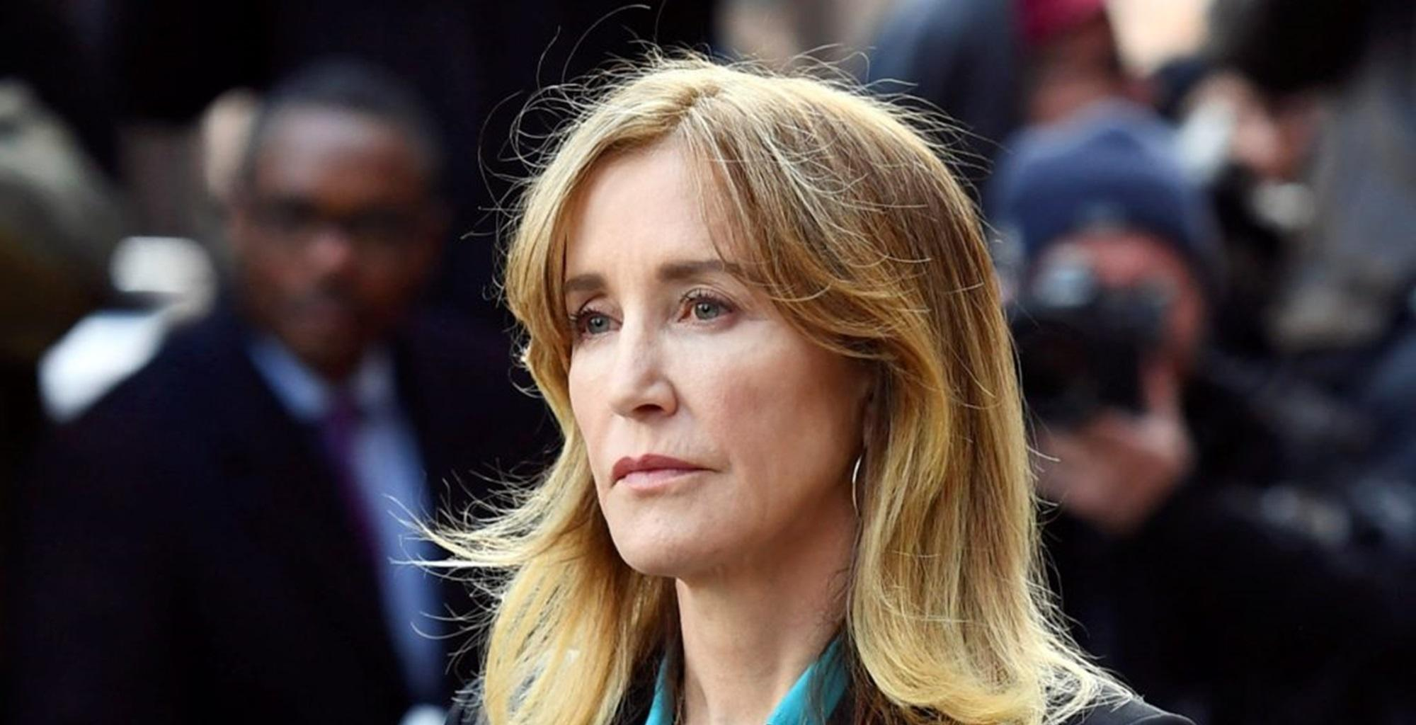 Felicity Huffman Gets Some Prison Tips From Abby Lee Miller -- Will She Use Them To Save Her Career?