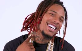 Fetty Wap Loves 50 Cent But He Won't Be Borrowing Money From Him Anytime Soon