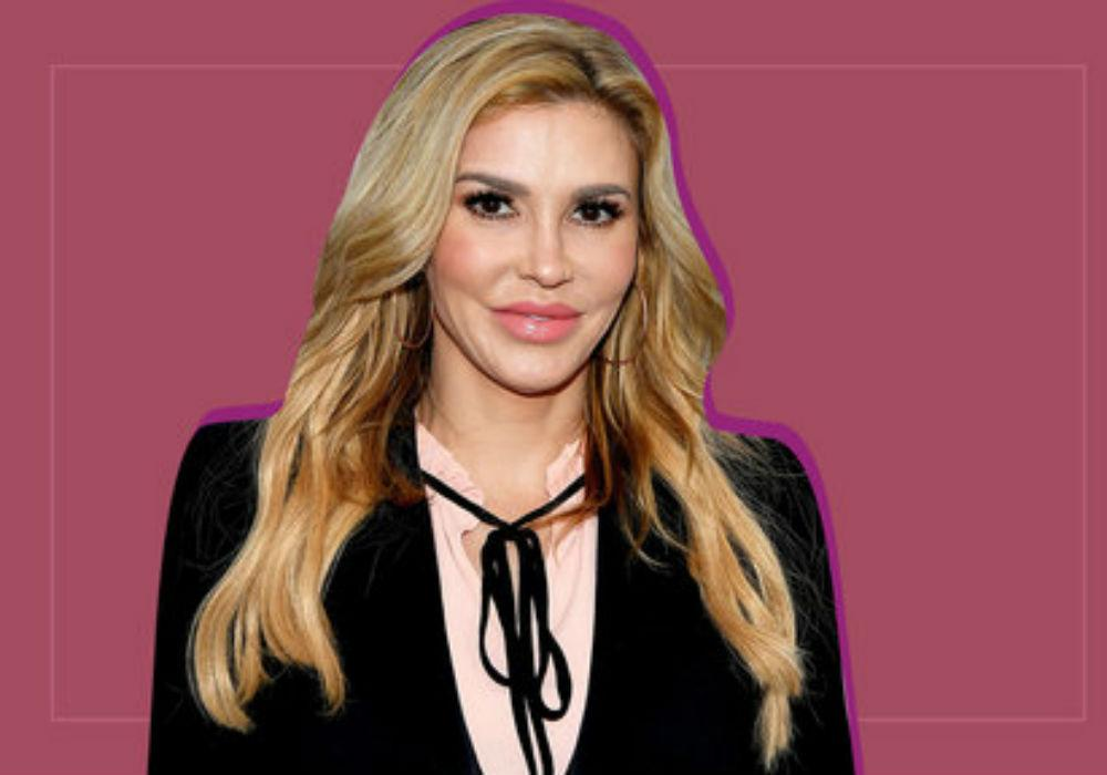 Former RHOBH Brandi Glanville Is Trying To Stay Relevant By Inserting Herself Into RHOC Train Drama