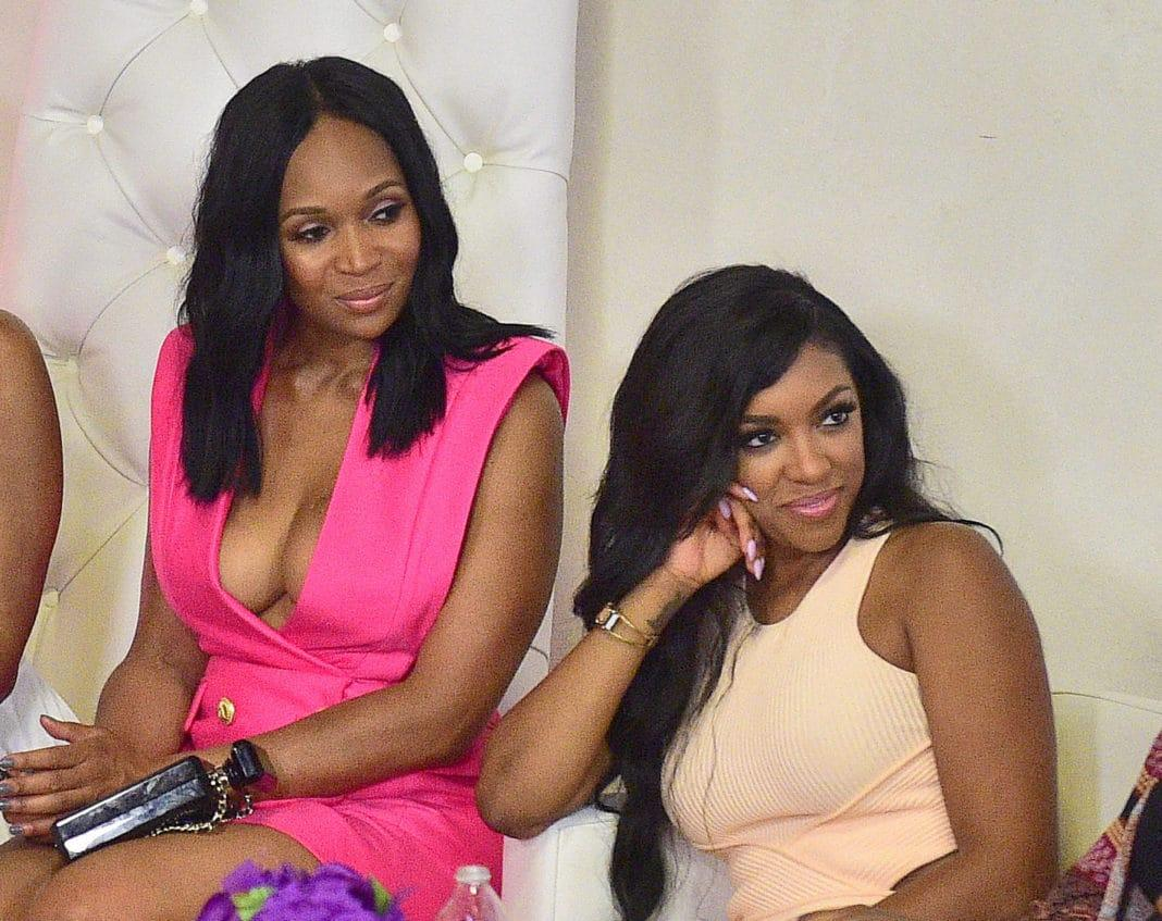 Porsha Williams Poses With Marlo Hampton And Fans Wonder How NeNe Leakes Feels About This