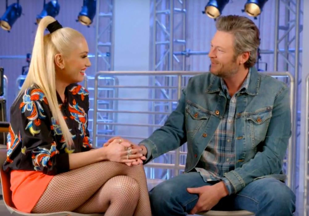 Gwen Stefani Is Already Feeling The Pressure To Spar With Love Blake Shelton On The Voice