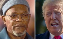 Samuel L. Jackson Savagely Drags 'Putz In Chief' Donald Trump After Claiming He Deserves A Nobel Prize And Shading Barack Obama