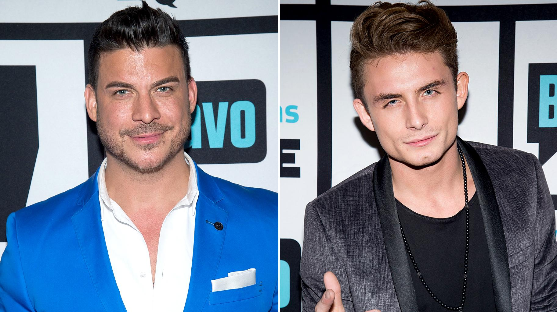 Jax Taylor Gives Credit To James Kennedy For Making 'A Lot Of Positive Changes'