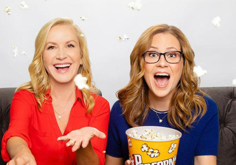Jenna Fischer and Angela Kinsey Make 'Office' Fans Dreams Come True With Launch Of New Podcast