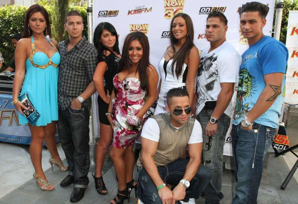 Jersey Shore Cast Is Reportedly Terrified With Ron's Behavior Amid Jen Harley Breakup