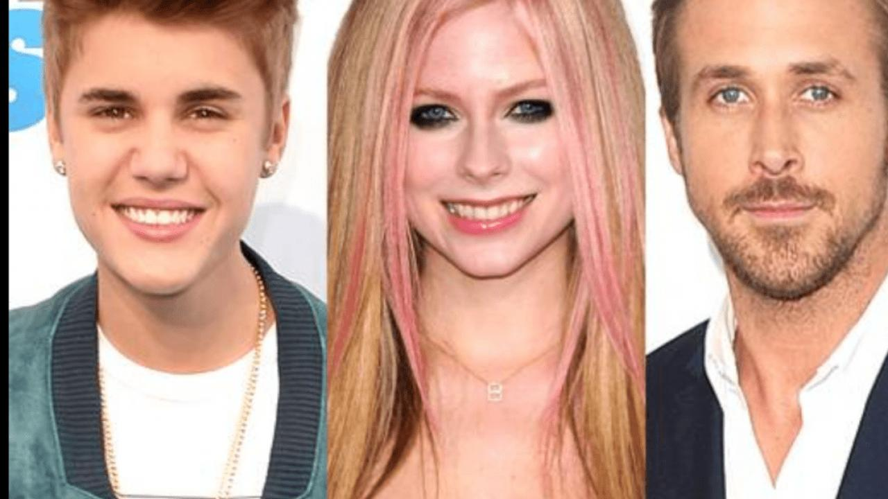 Justin Bieber Gushes Over The News That He's Related To Ryan Gosling And Avril Lavigne