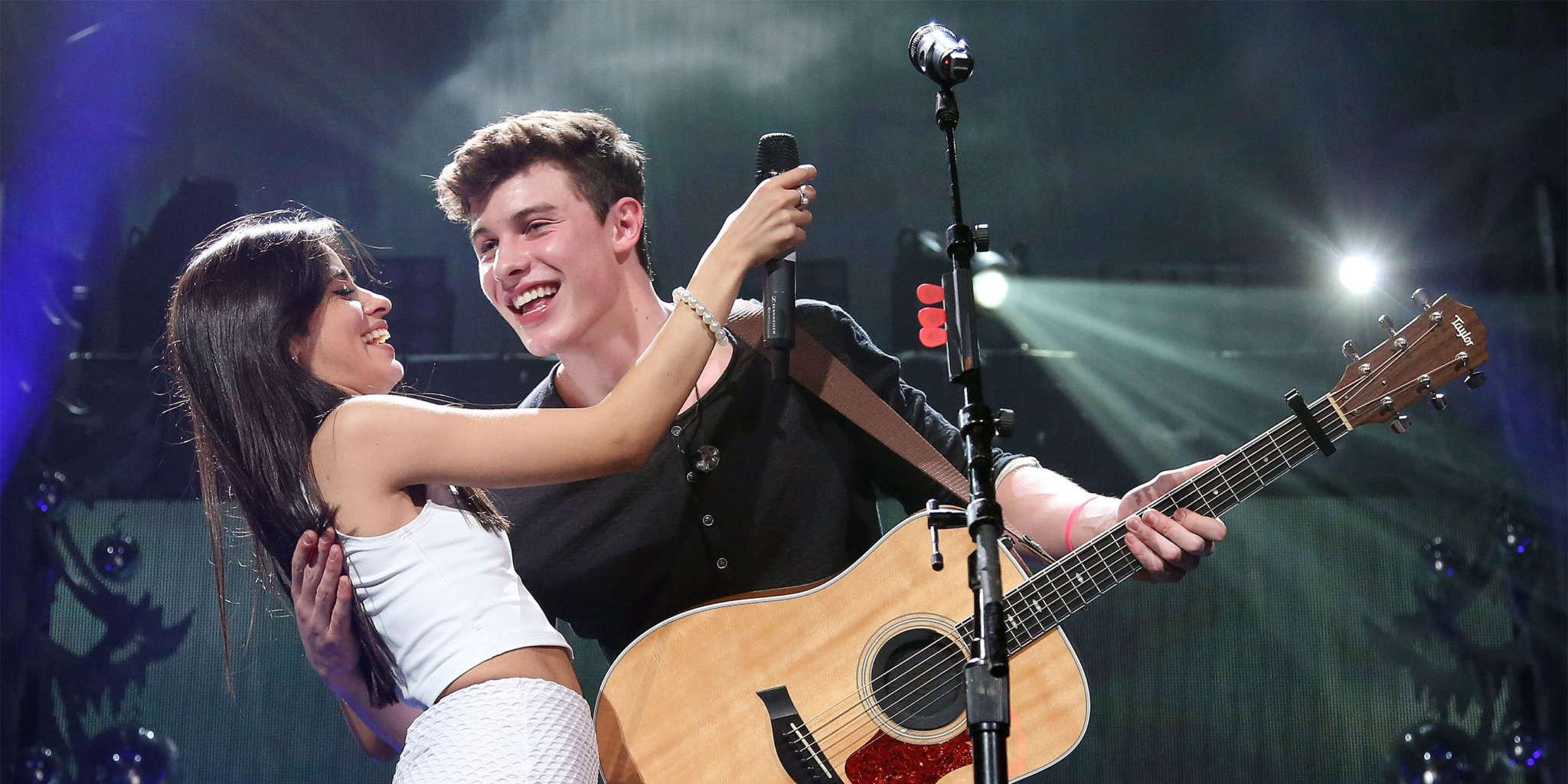 Justin Bieber Mocks Camila Cabello And Shawn Mendes' Viral Kissing Video - 'You Guy Are Weird!'