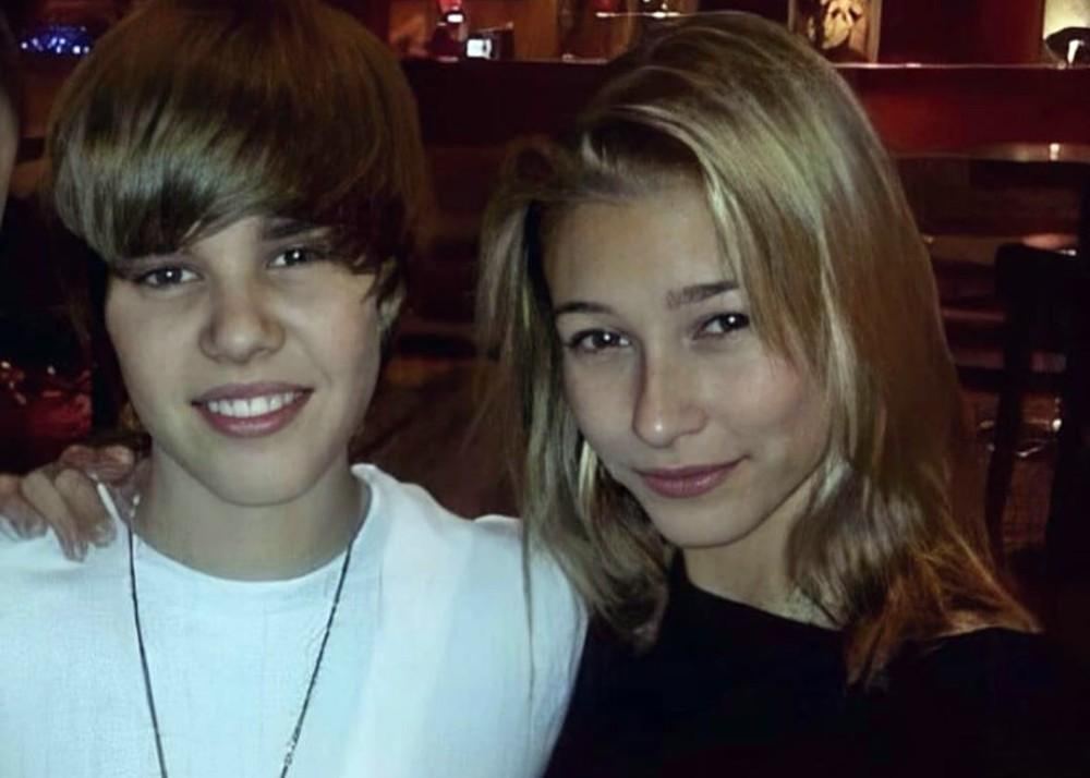 Justin Bieber Shares Throwback Photo Of Himself With Hailey Baldwin Beiber Before His Monday Wedding