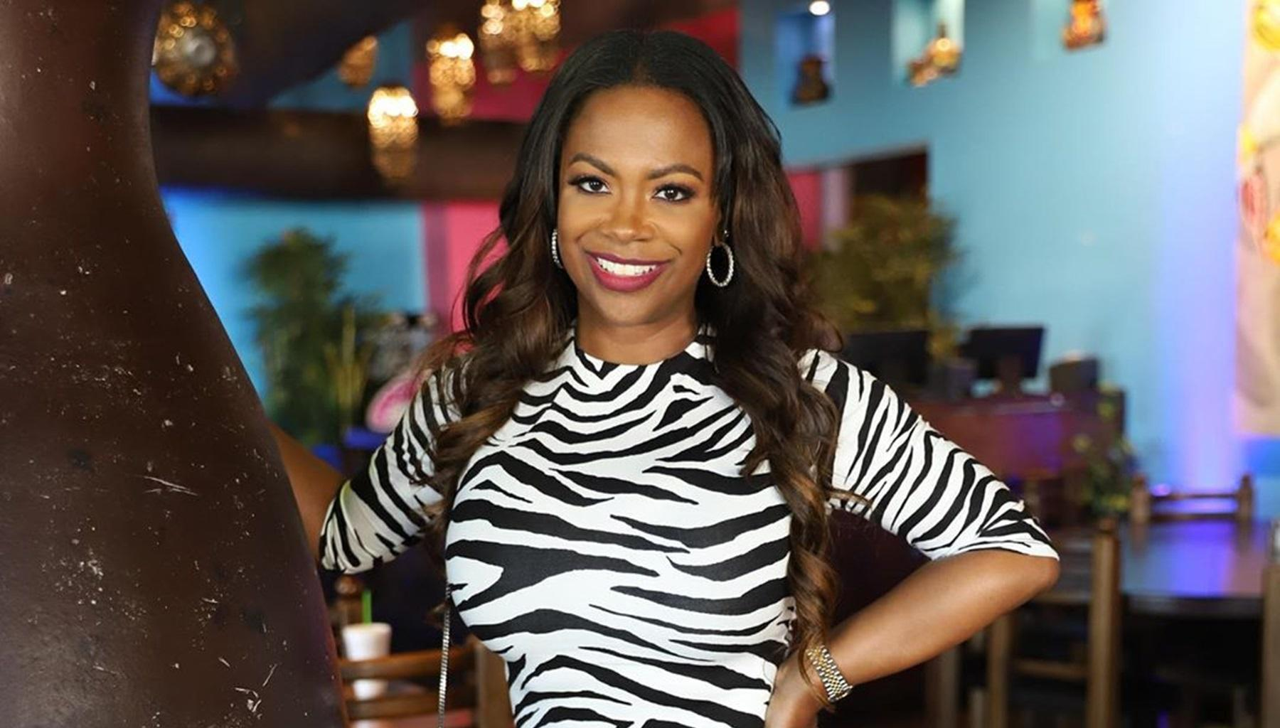 Kandi Burruss' Husband, Todd Tucker, Is Not Shy To Reveal The Part Of Her Body He Loves The Most