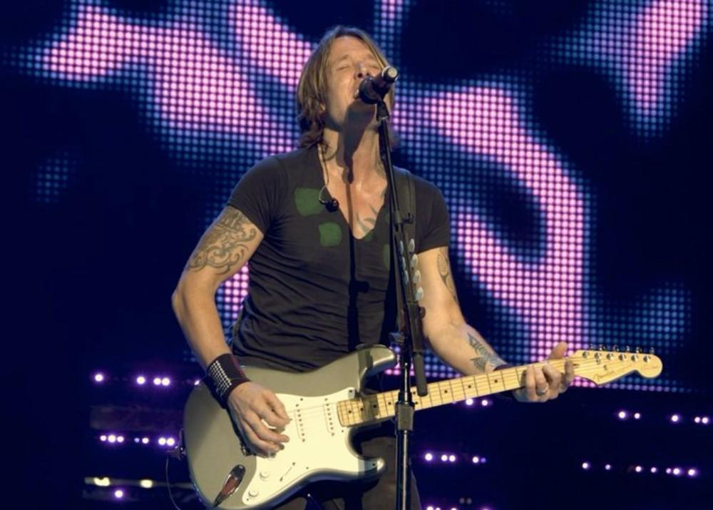 Keith Urban Covered Taylor Swift's Lover And The Internet Is Freaking Out