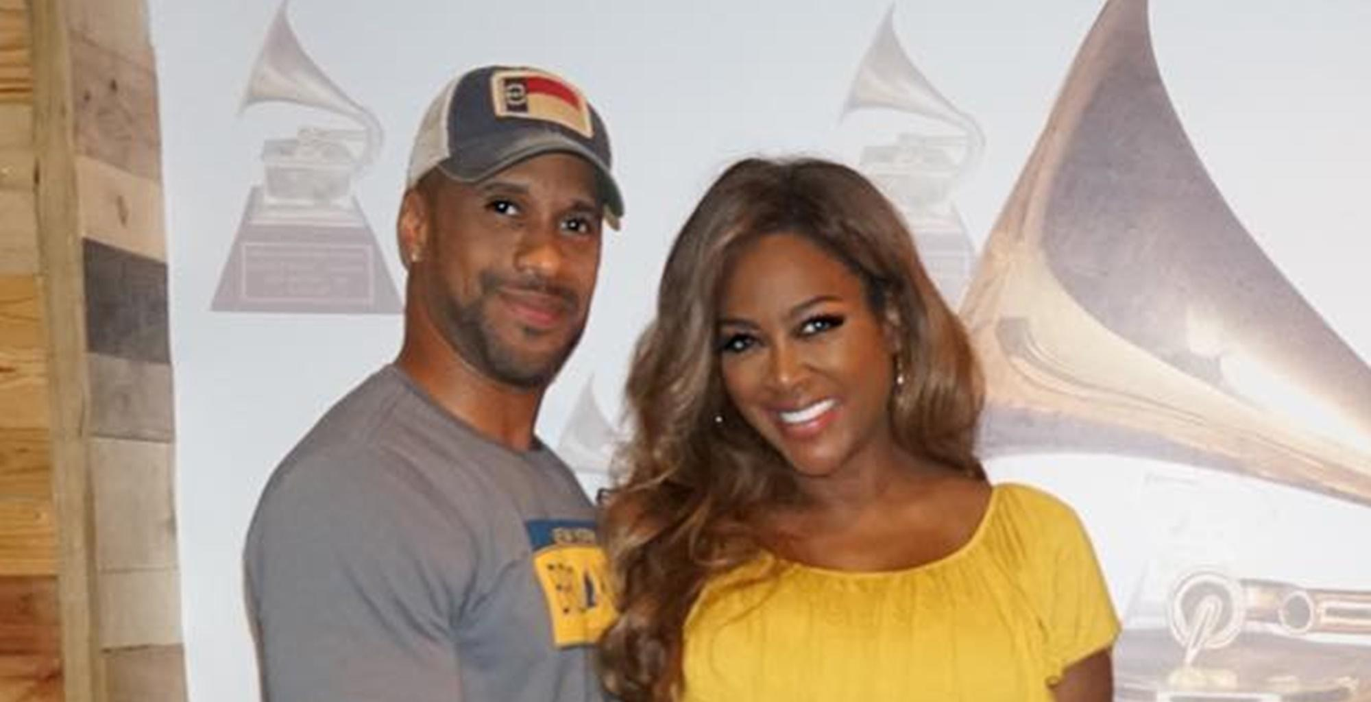 Kenya Moore Shares A Photo With Baby Brookie And Marc Daly - Fans Are Reassured That Everything Is Fine Between Them