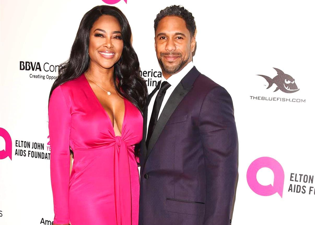 Kenya Moore Has An Announcement For Fans - It Involves Her Husband, Marc Daly