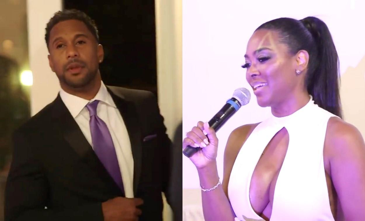 Here's Why RHOA Fans Think Marc Daly Cheated On Kenya Moore -- Daly Also Allegedly Has A Secret Ex-Wife!