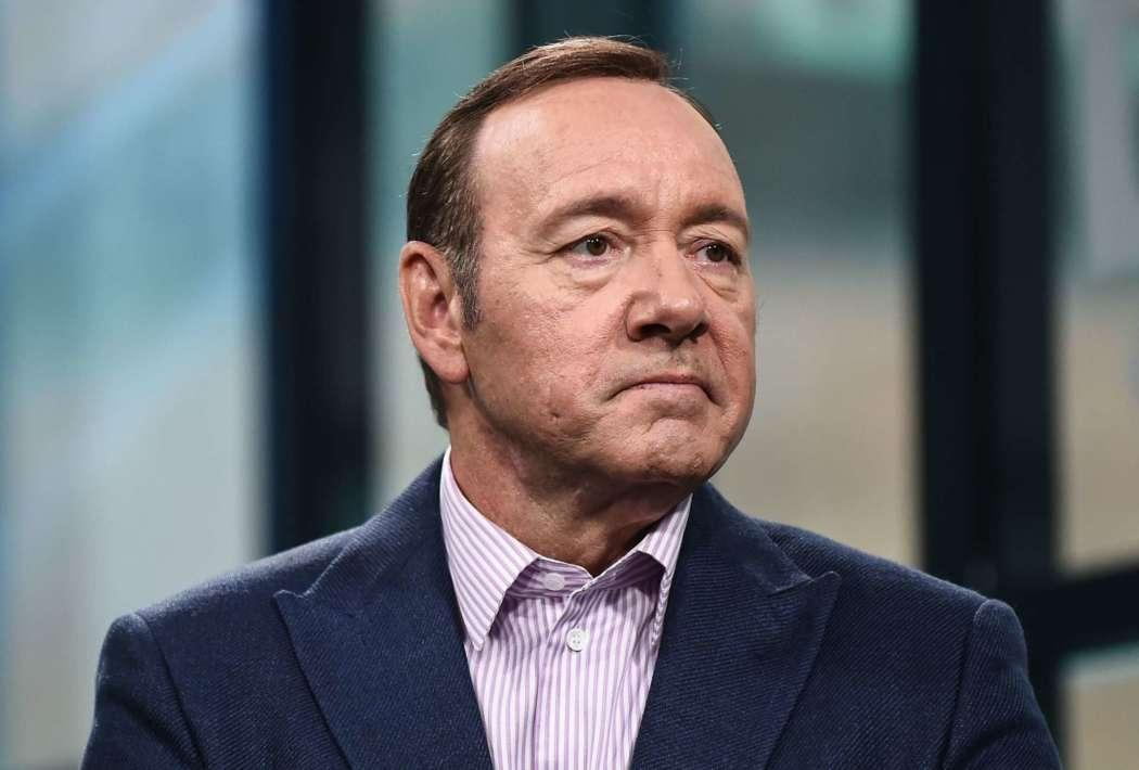 Kevin Spacey Pops Up In Seville Spain - The Actor Was Spotted Playing With A Street Band