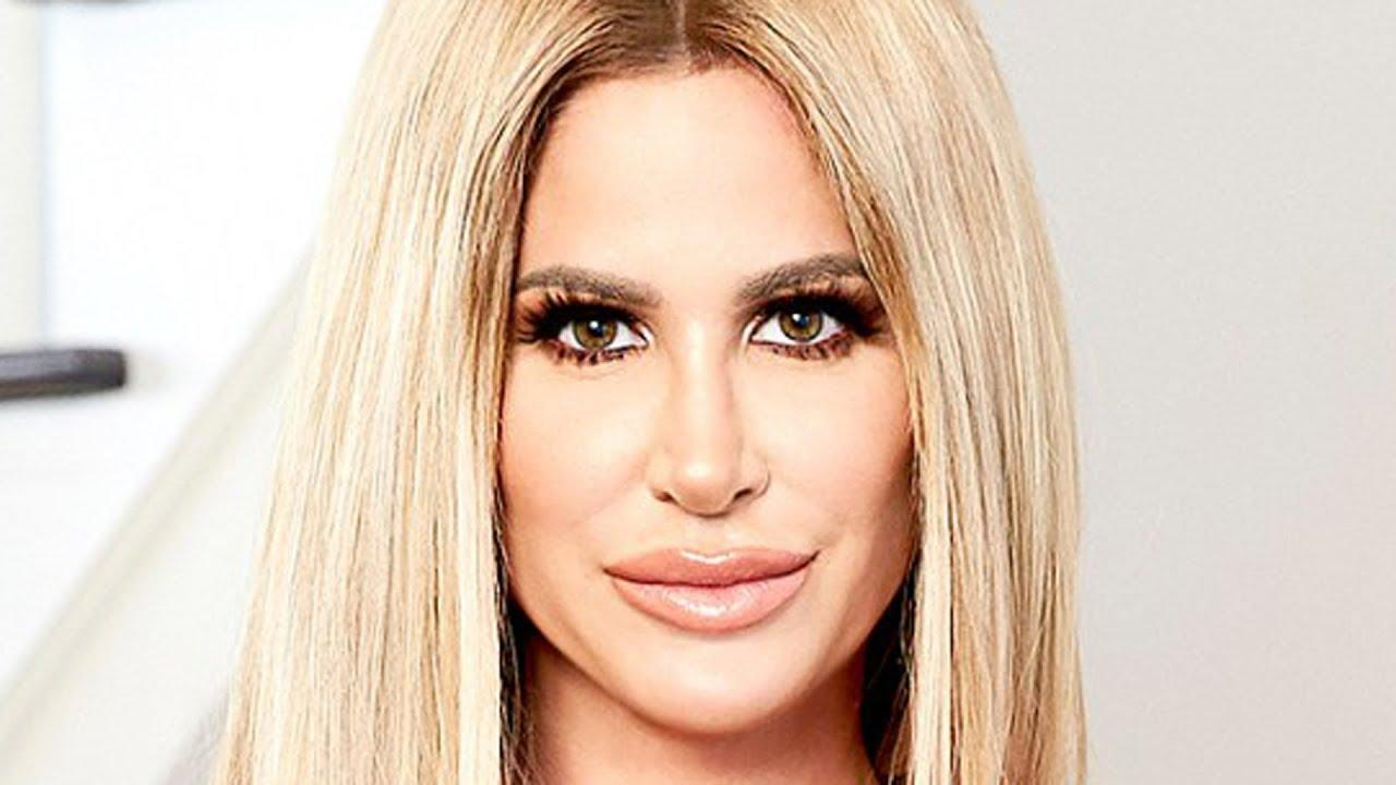 Kim Zolciak Claps Back At Mom-Shamers Who Criticized Her For Putting Makeup On 5-Year-Daughter
