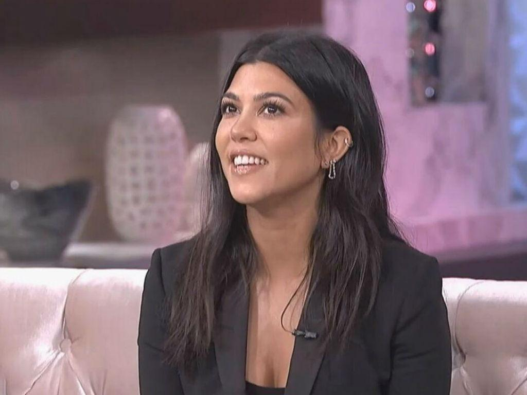Kourtney Kardashian Dragged By Fans After She Gives Tour Of Her Kids $100,000 Playhouse