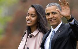 Malia Obama Is Spotted Together With Rory Farquharson And His Family -- Barack And Michelle's Daughter Seems To Have Found The One