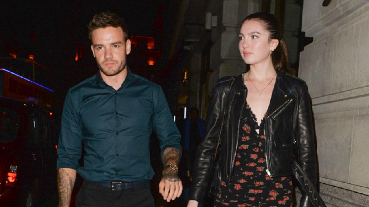 Liam Payne Makes Romance With Maya Henry Instagram Official - Check Out The Romantic Pic!