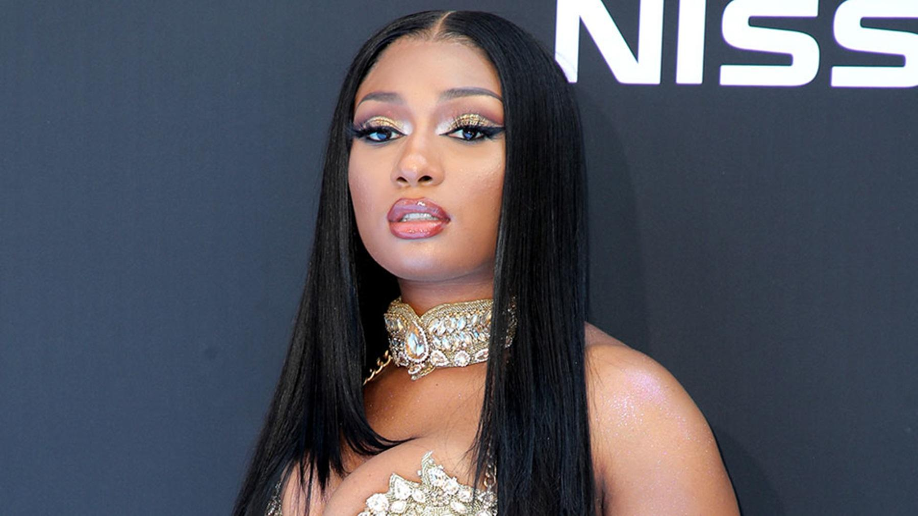 Megan Thee Stallion Bashes Hater Who Linked Her Deal With Jay Z  And The Death Of Her Mother To The Devil After Sharing This Photo
