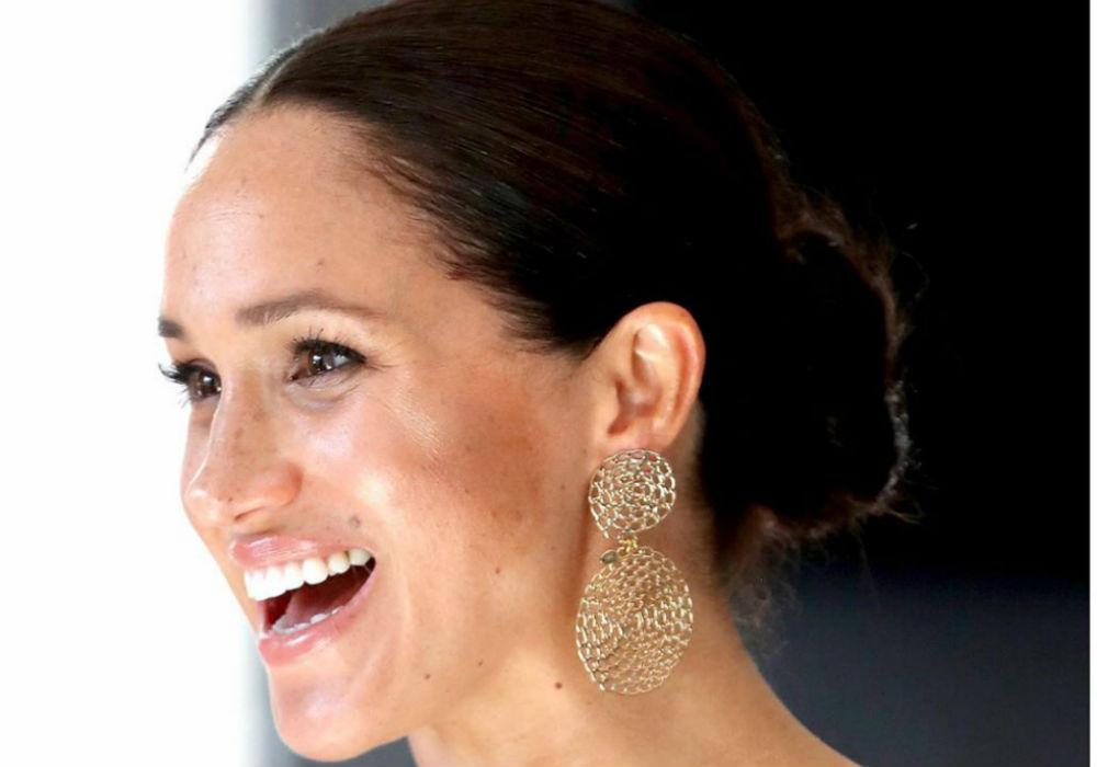 Meghan Markle Talks About Balancing Career And Family During 'Ladies Who Launch' Meeting In South Africa