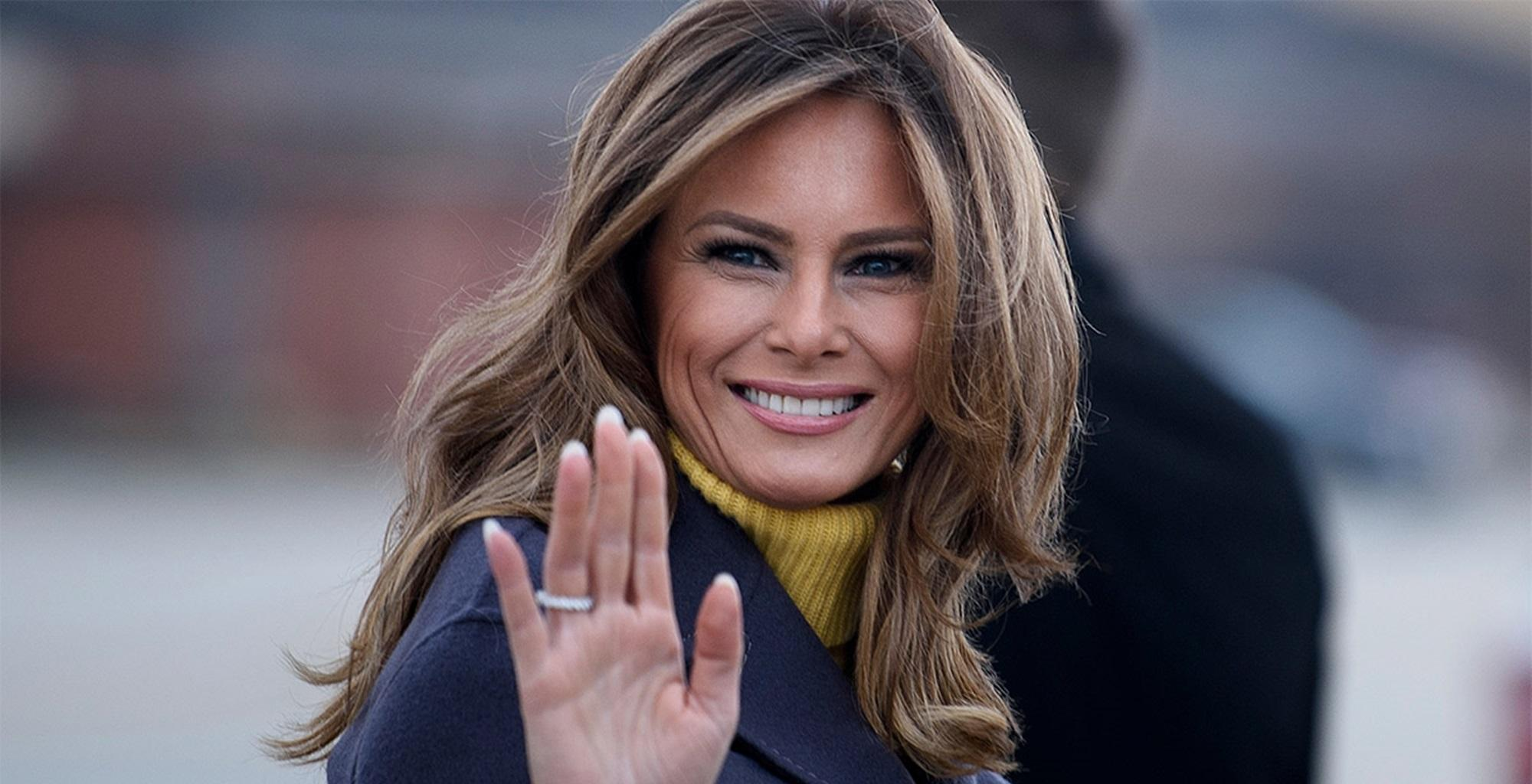 John Legend Shares A Video Claiming That Melania Trump Is Too Occupied With This Famous Man To Spend Time With President Donald Trump