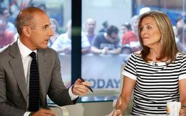 Meredith Vieira Recalls Learning Of Matt Lauer Sexual Misconduct Allegations