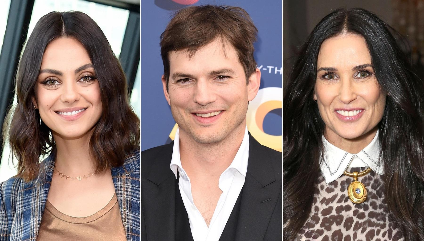Mila Kunis Disapproves Of Demi Moore's Recent Public Statements About Her Husband, Ashton Kutcher -- Is This Just About Selling Books?