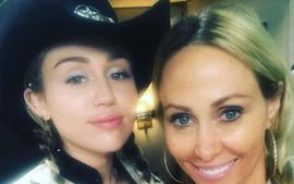 Miley Cyrus' Mom Tish Calls Her A 'Disgusting Bratty Millennial' -  Here's Why