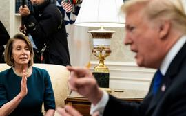 Donald Trump's Betrayal Of His Oath Of Office Pushed Nancy Pelosi To Take Action To Impeach Him