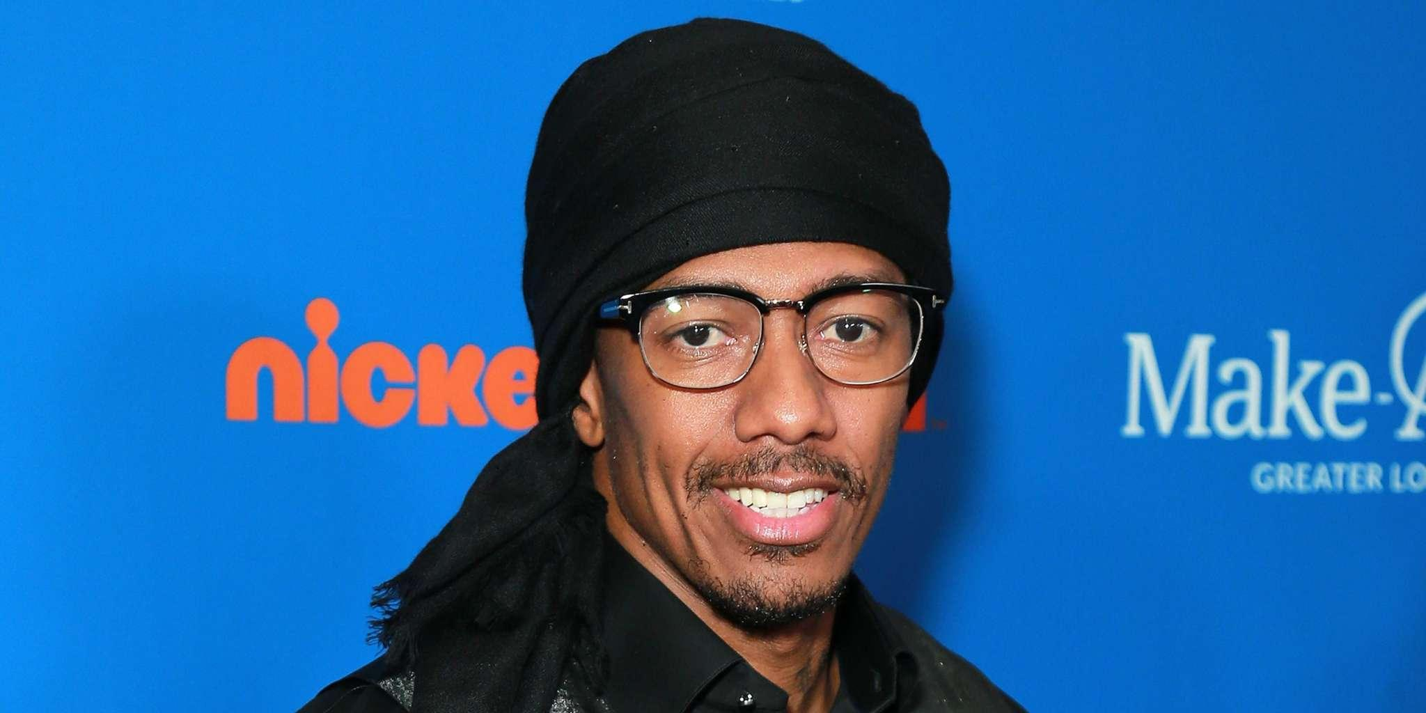 Nick Cannon Denies Dating Adrienne Bailon -- Claims To Be A Hopeless Romantic