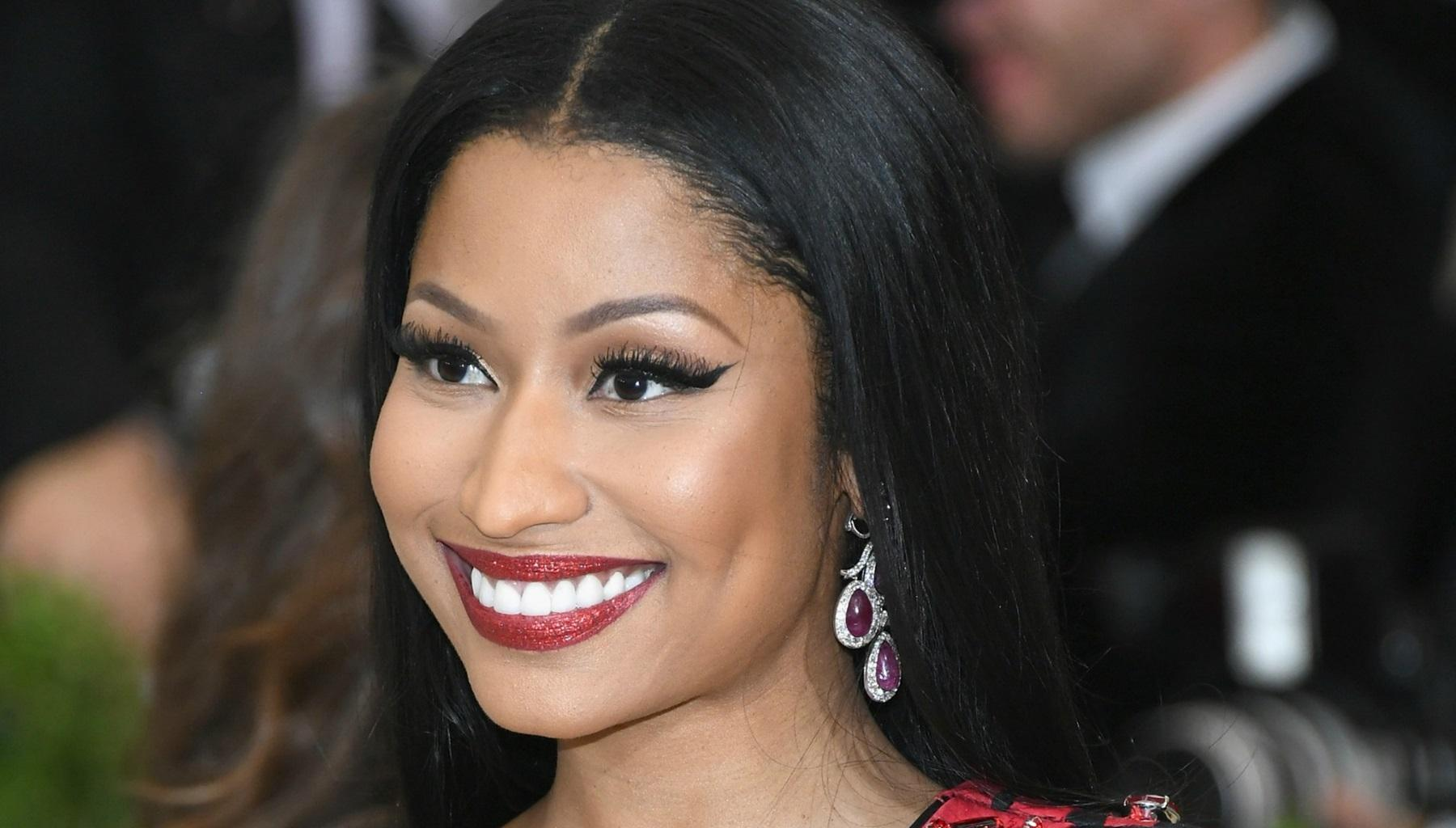 Nicki Minaj Seems To Hint At Her Post-Retirement Job With Her Latest Photos