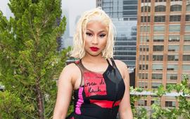 Nicki Minaj Offers Fans A Glimpse Of Her Collaboration With Fendi - Fans Say She's Pulling A Rihanna