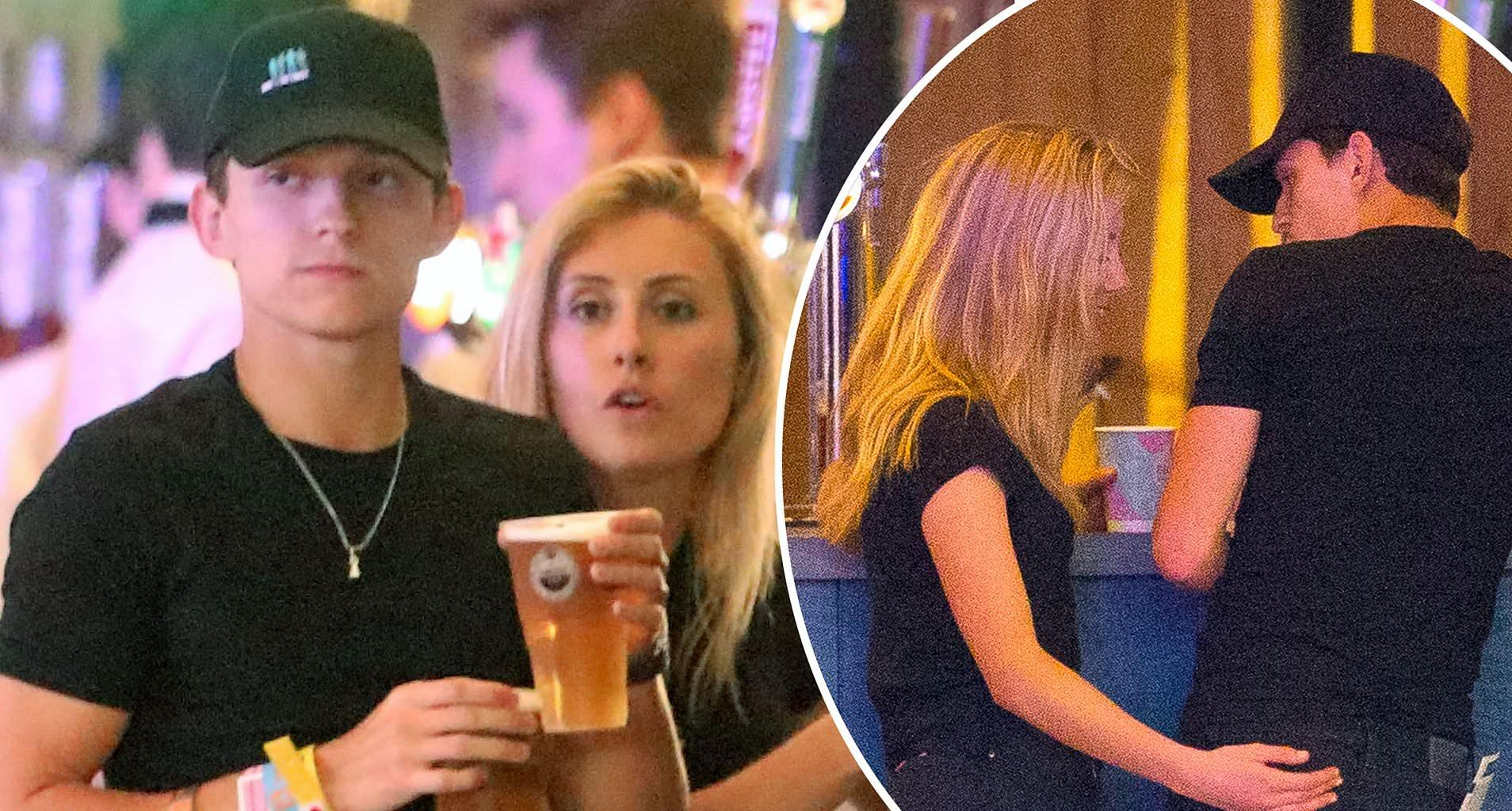 Tom Holland Says He Was Shocked When He And Olivia Bolton Were Caught On A Date Since He's Very 'Private'