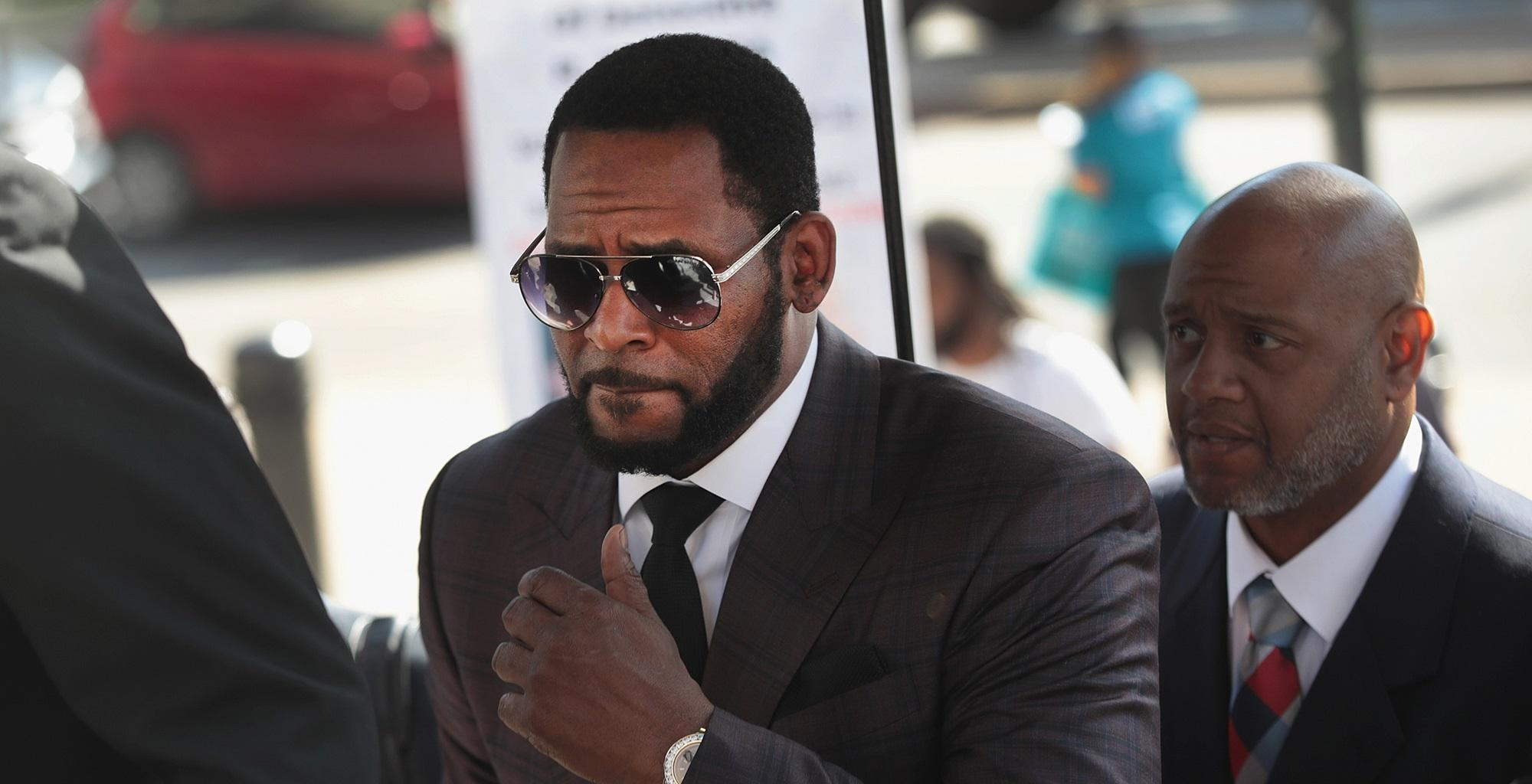R. Kelly Is Set To Have A Busy 2020, It Will Either Be The Best Or Worst Year Of His Life