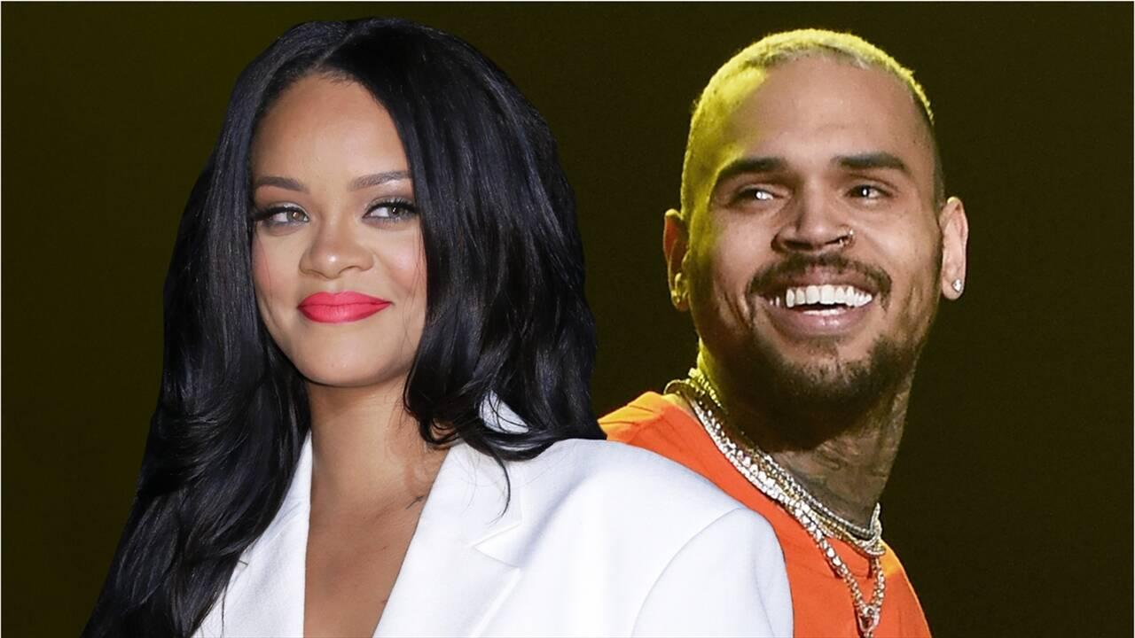 Rihanna - Here's What She Thinks Of Chris Brown Leaving That Flirty Comment While She's Dating Hassan Jameel
