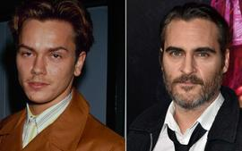 Joaquin Phoenix Pays Tribute To Late Brother River Phoenix In Emotional Speech