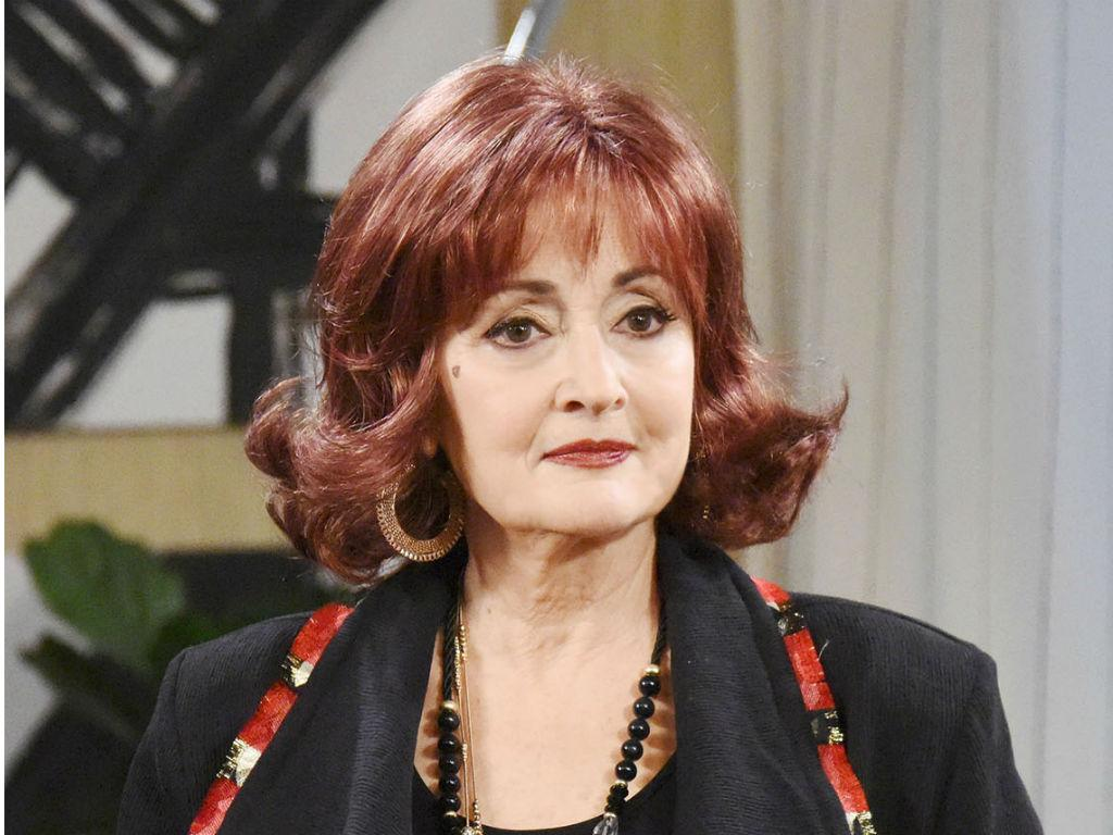 One Life To Live Alum Robin Strasser Returns To Daytime On Days Of Our Lives As Vivian Alamain Recast