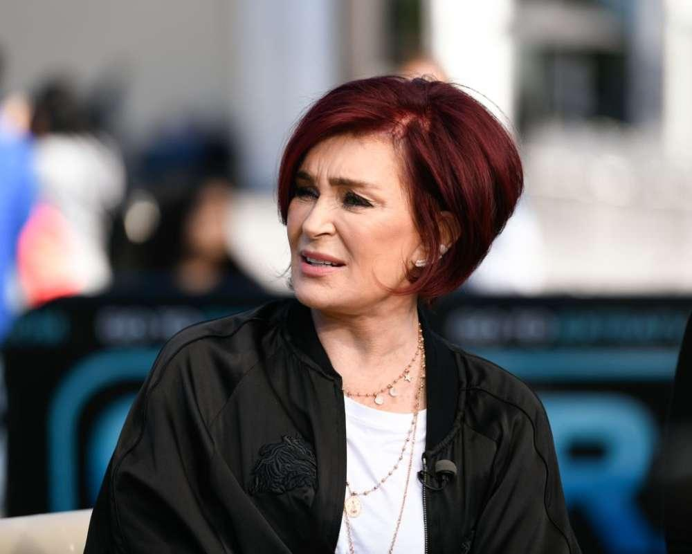 Sharon Osbourne About To Reveal Her New Facelift Surgery