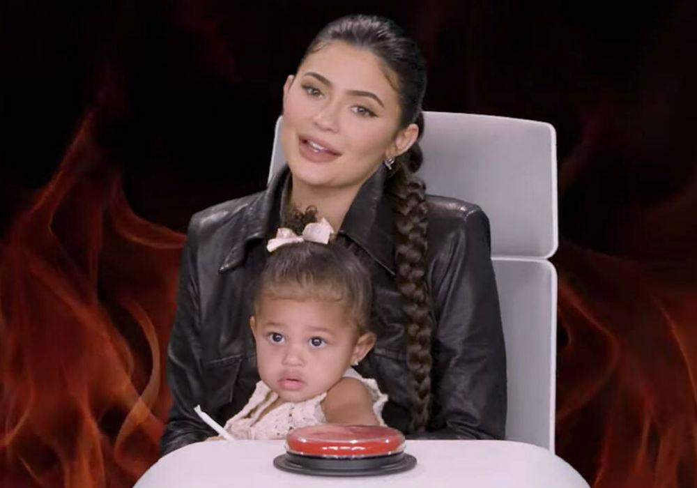 Stormi Webster and Kylie Jenner Answer Ellen's Burning Questions: Which Parent Does Stormi Say Loves Her The Most?