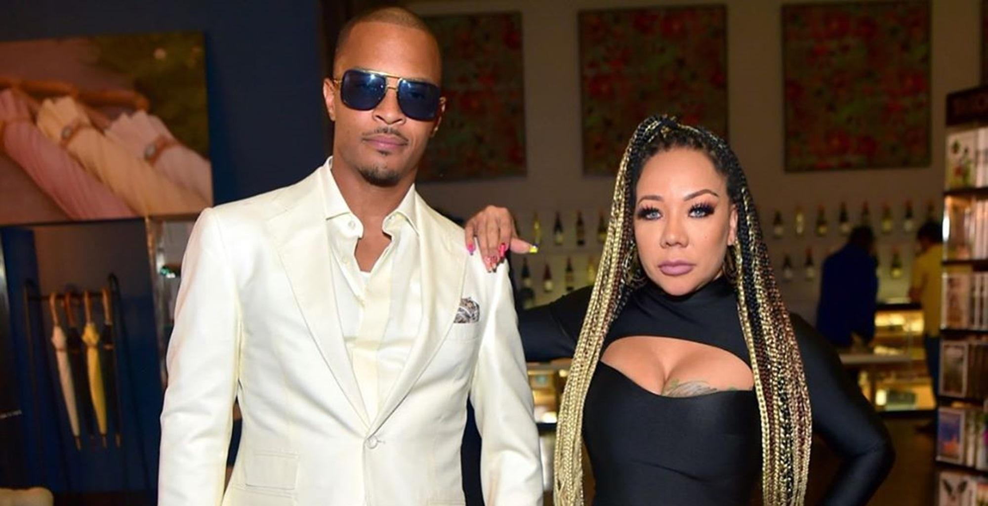 Tiny Harris Throws T.I. A Spectacular Star-Studded Party -- Photos Show All Their Kids, Toya Wright, Phaedra Parks, And More Having A Great Time