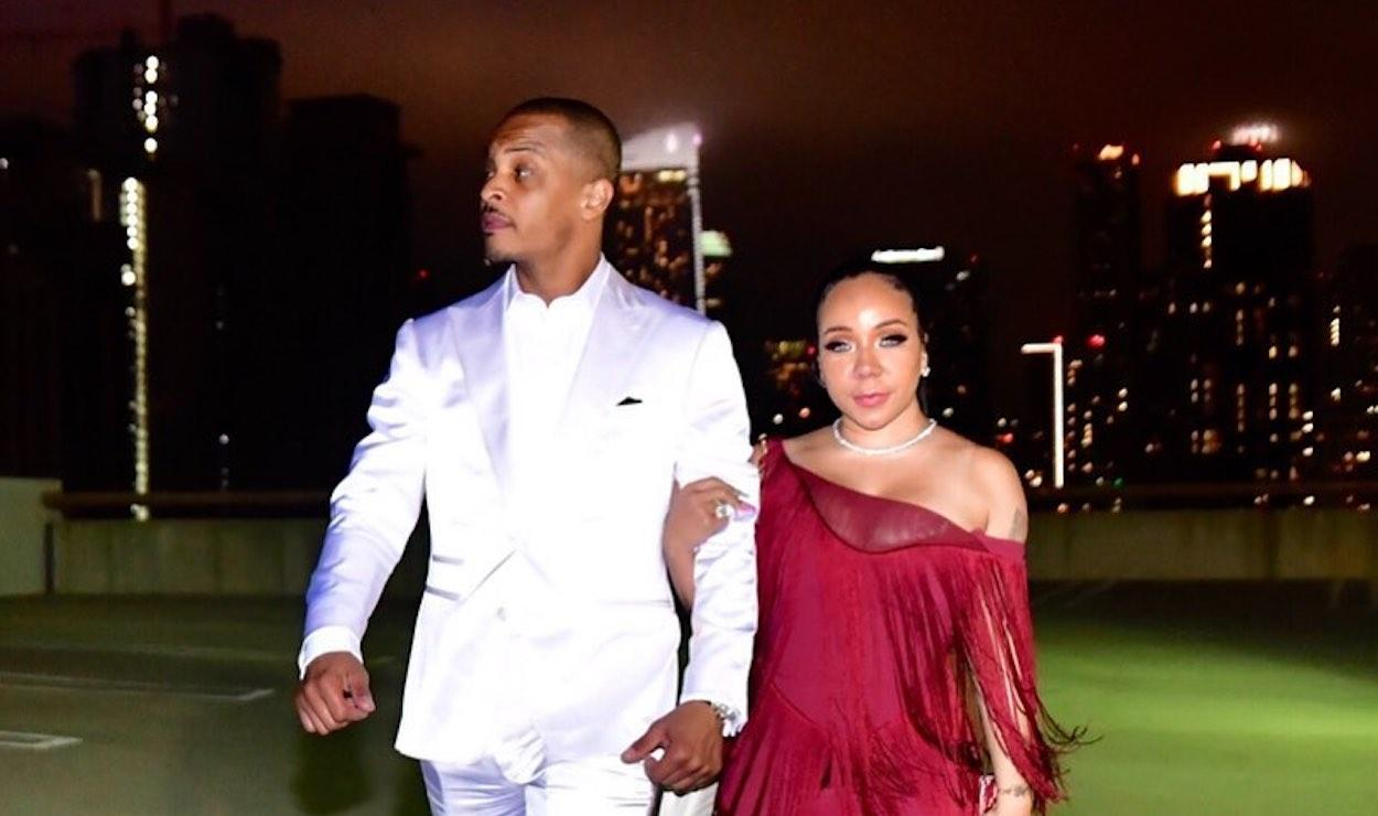 Tiny Harris Congratulates Her Husband T.I. Following This Recent Achievement