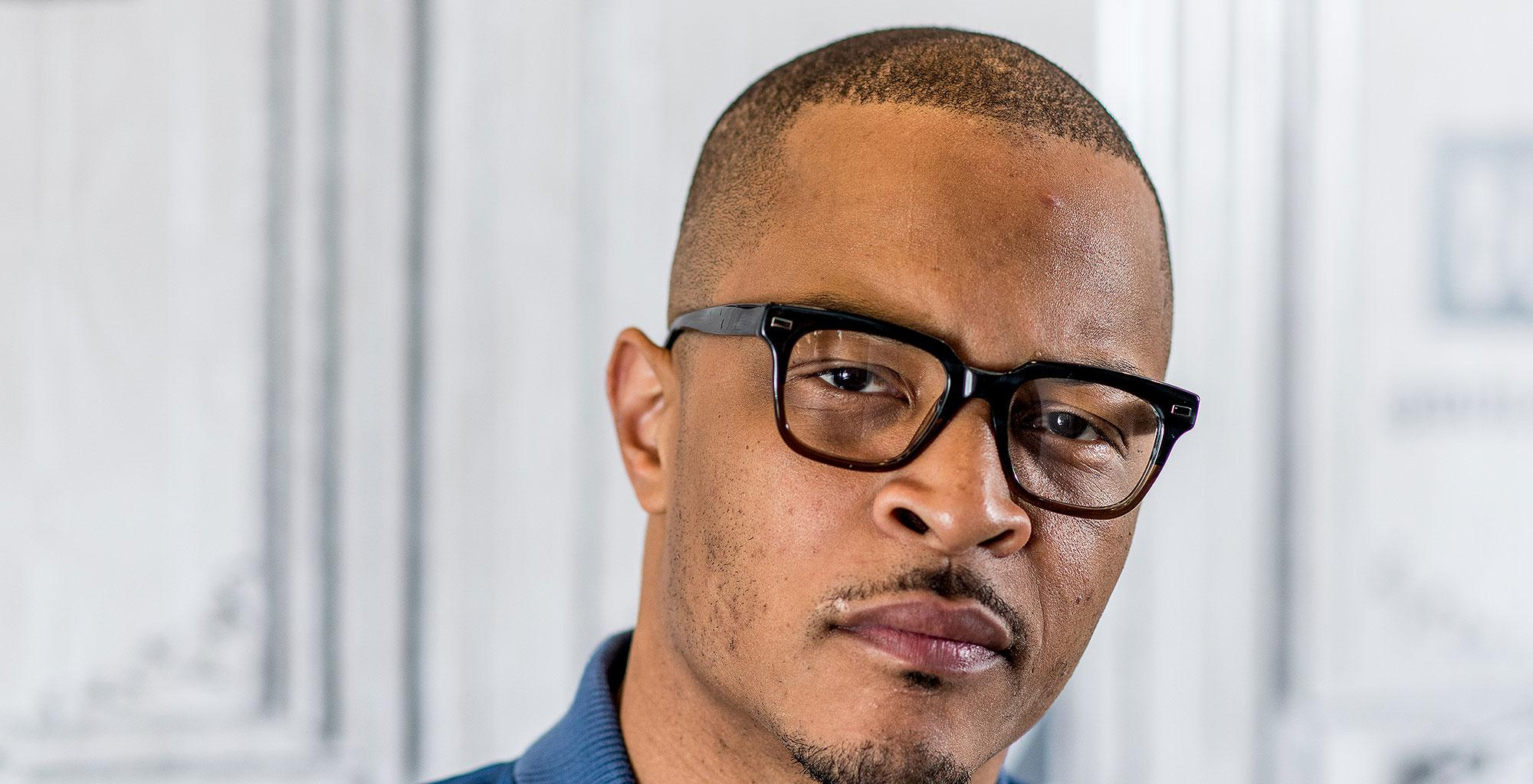 T.I. Has A Message For Young People 'In A Hurry To Ball'