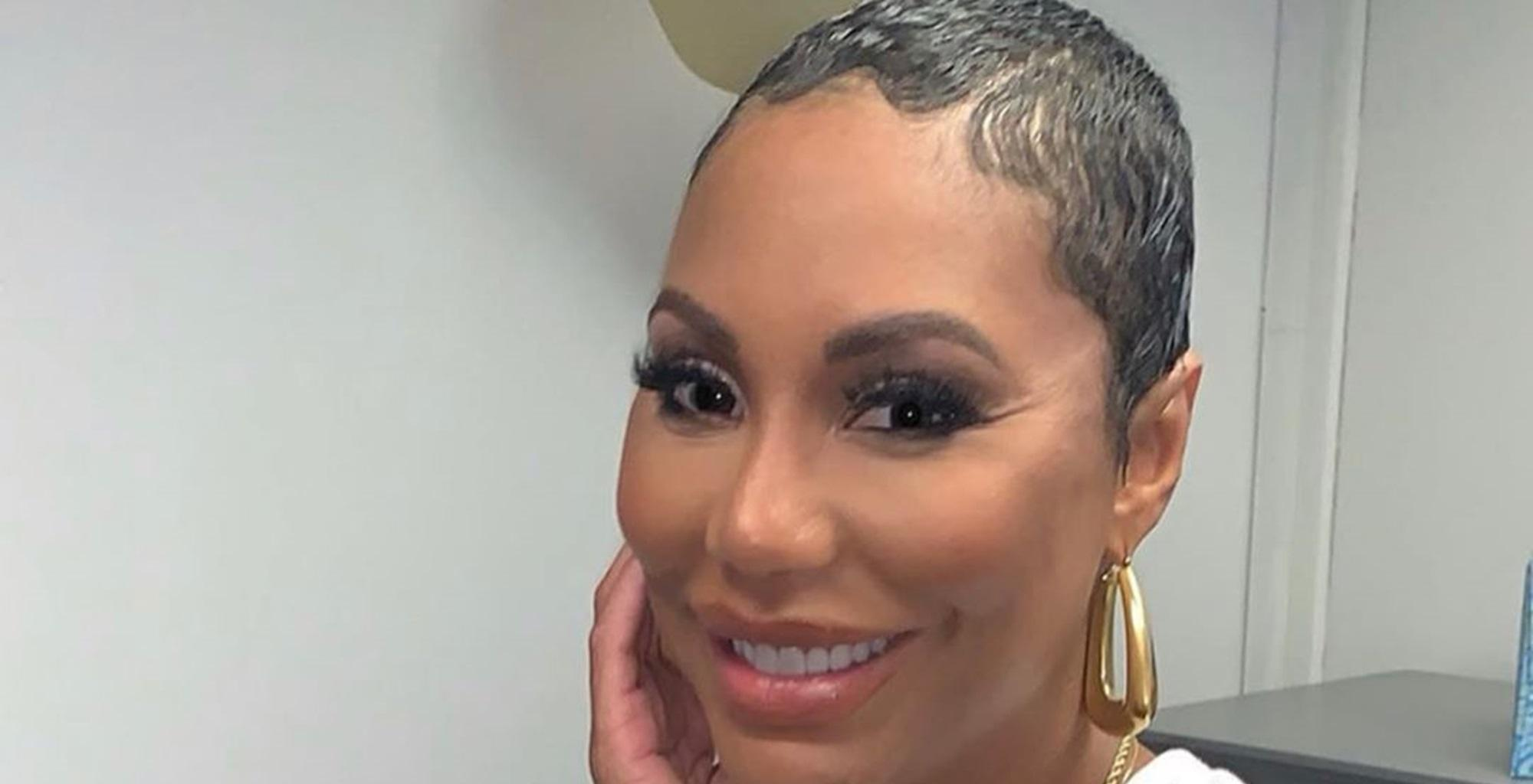 Tamar Braxton Now Says She Regrets Feuding With Loni Love And Other 'The Real' Co-Hosts It Seems That BF David Adefeso Has Something To Do With It