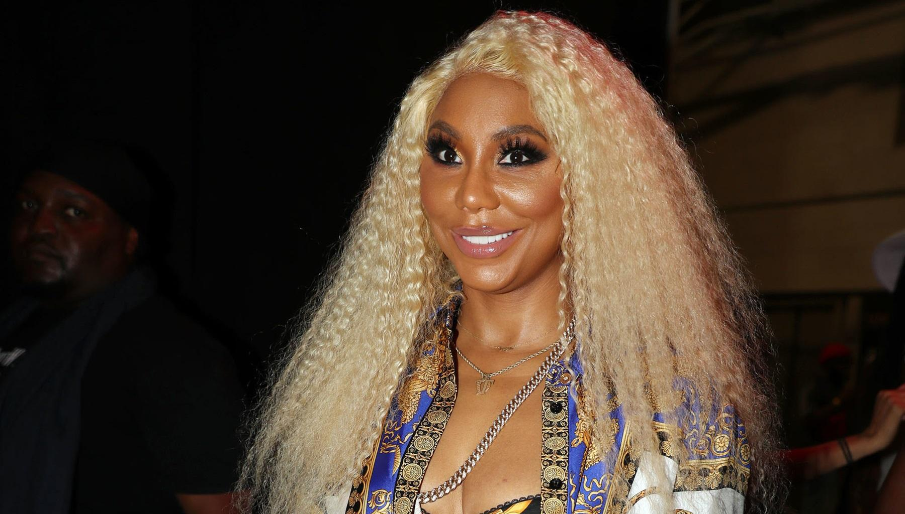 Tamar Braxton Says She Had An Anxiety Attack After A Man Offered Her Drugs While On A Plane -- Critics Slam David Adefeso's GF's Reaction