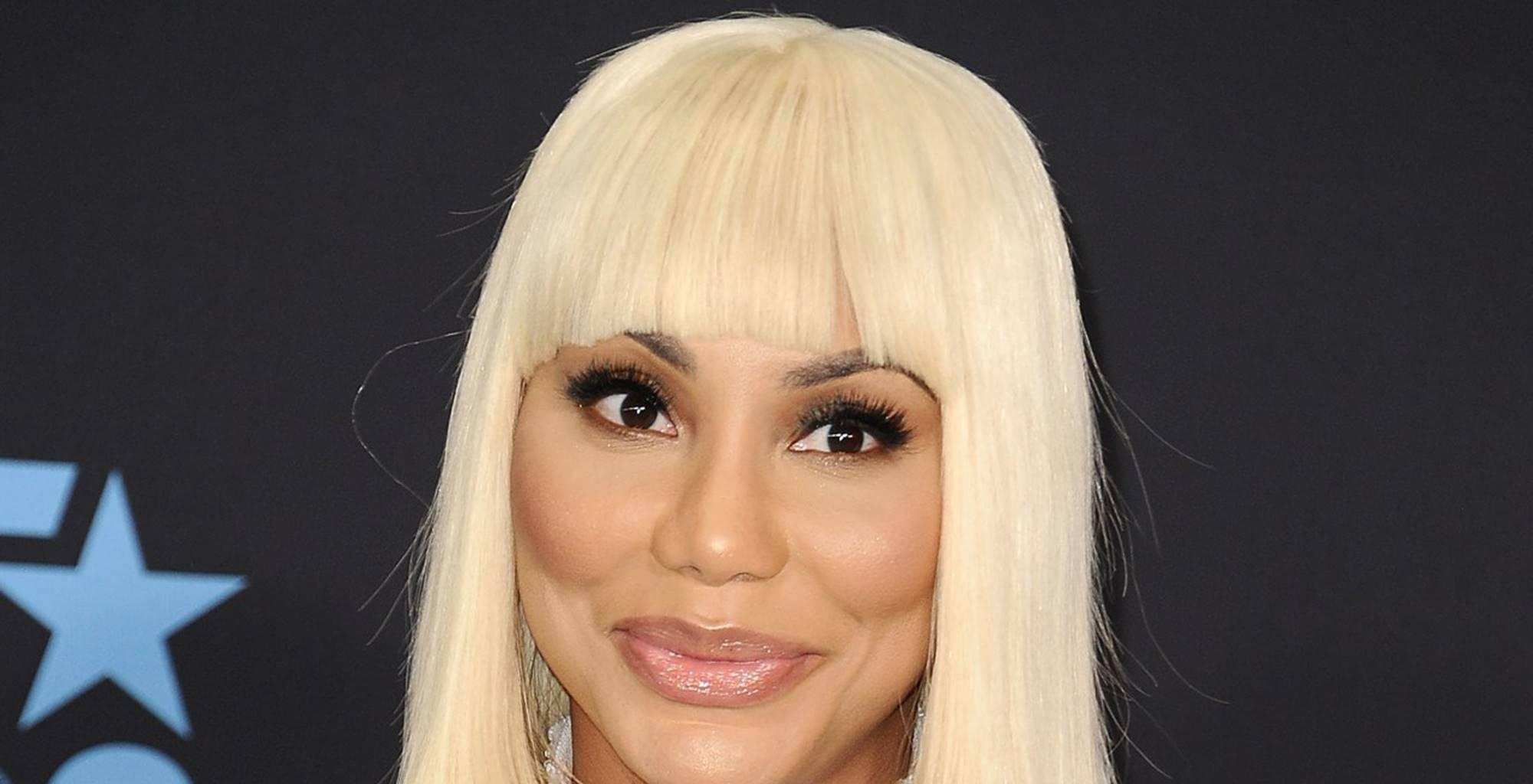 Tamar Braxton Pens Emotional Message To T.I. And Thanks Him For Loving Tiny Harris And Not Tainting Their Love
