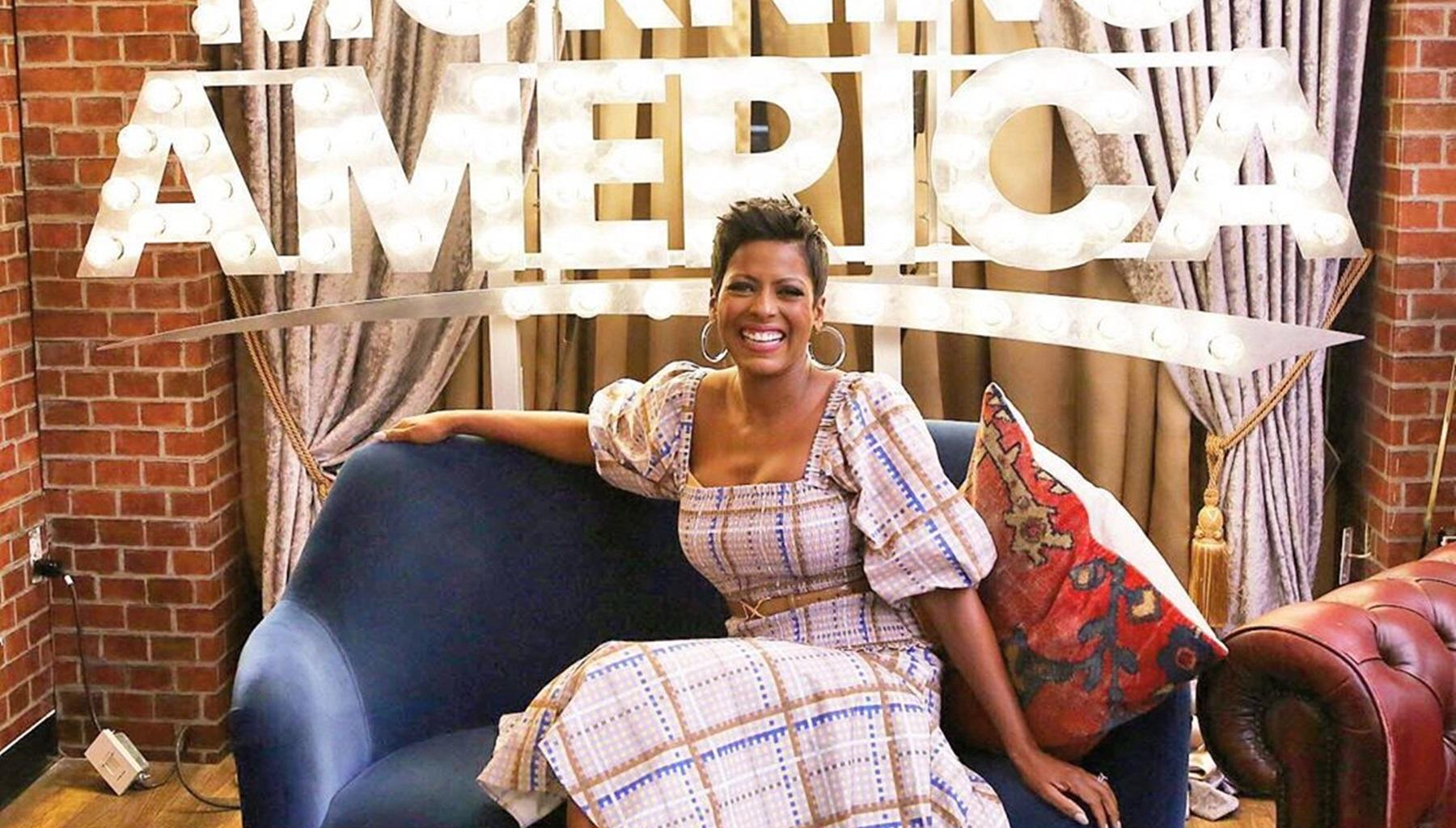 Tamron Hall Opens Up About 'The Battle' With Kelly Clarkson And The 'TODAY' Scandal Caused By Megyn Kelly
