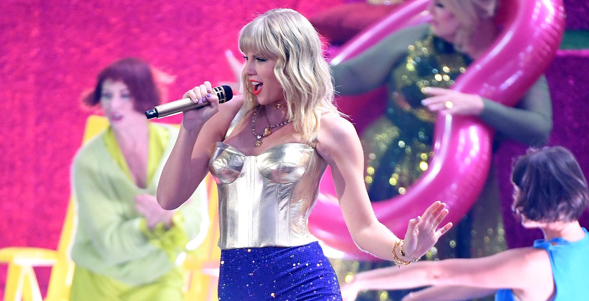 Taylor Swift Is The New Lady Gaga And Madonna With Her New Moves As Critics Like Kid Rock Pounce