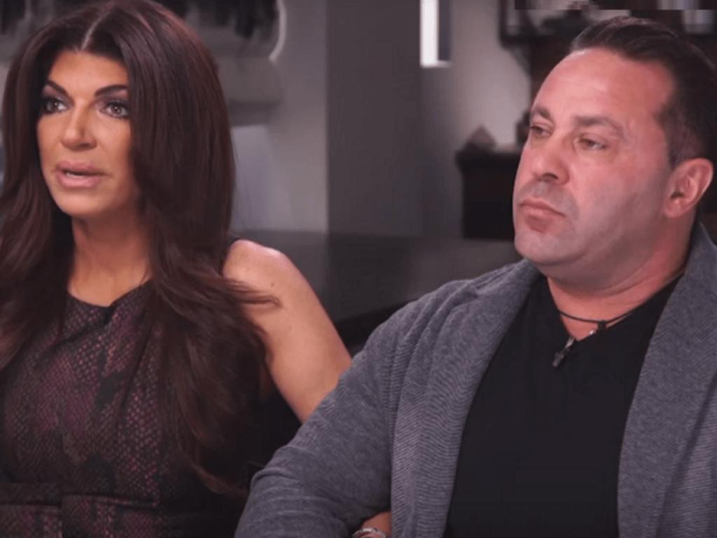 Teresa Giudice Breaks Silence After Judge Denies Joe's Request To Be Released From ICE Facility