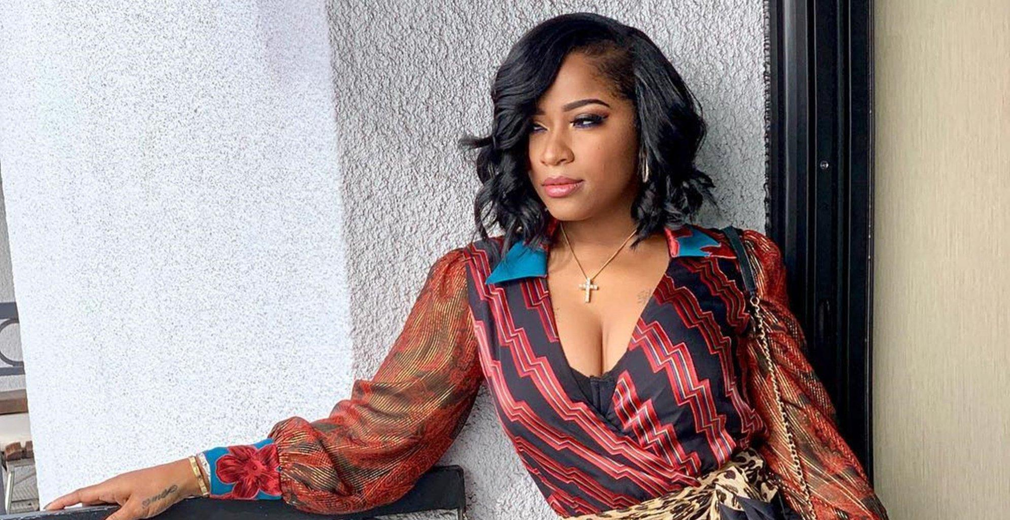 Toya Wright Calls All Mommys To Weight No More 'Mommy & Me' Walk
