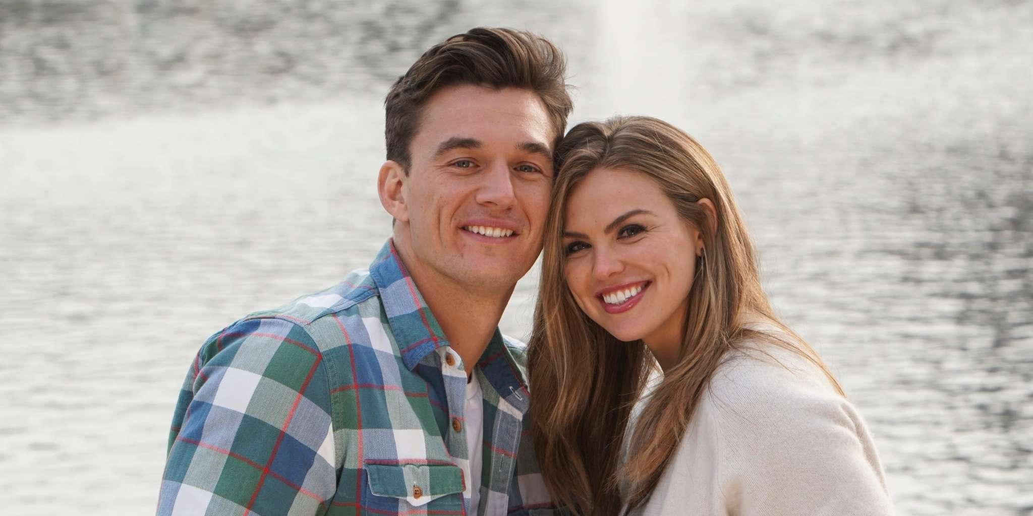 Tyler Cameron Gushes Over Hannah Brown After 'Accidentally' Liking Negative Comment About Her